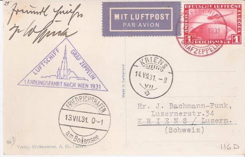 nach - Südamerikafahrt 1930, Post nach Pernambuco - Seite 3 Wspeck10