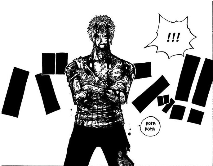 One Piece Kapitel 780: Der Fluch des Heart - Seite 5 Zorro11