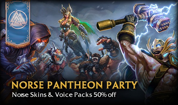 This Weekend: Norse Pantheon Party Blog-s10