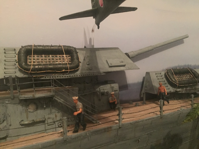 Diorama Pearl Harbour - 1/35 - Page 6 Img_1712