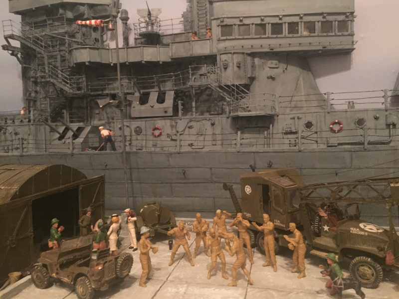Diorama Pearl Harbour - 1/35 - Page 6 Img_1713