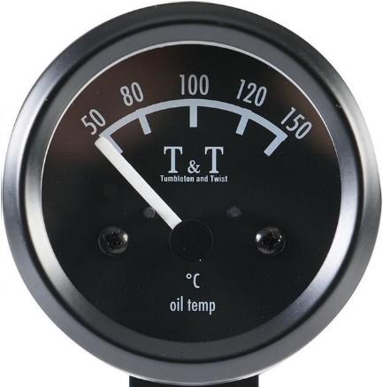 Indicateur de température d'eau Mano_t10