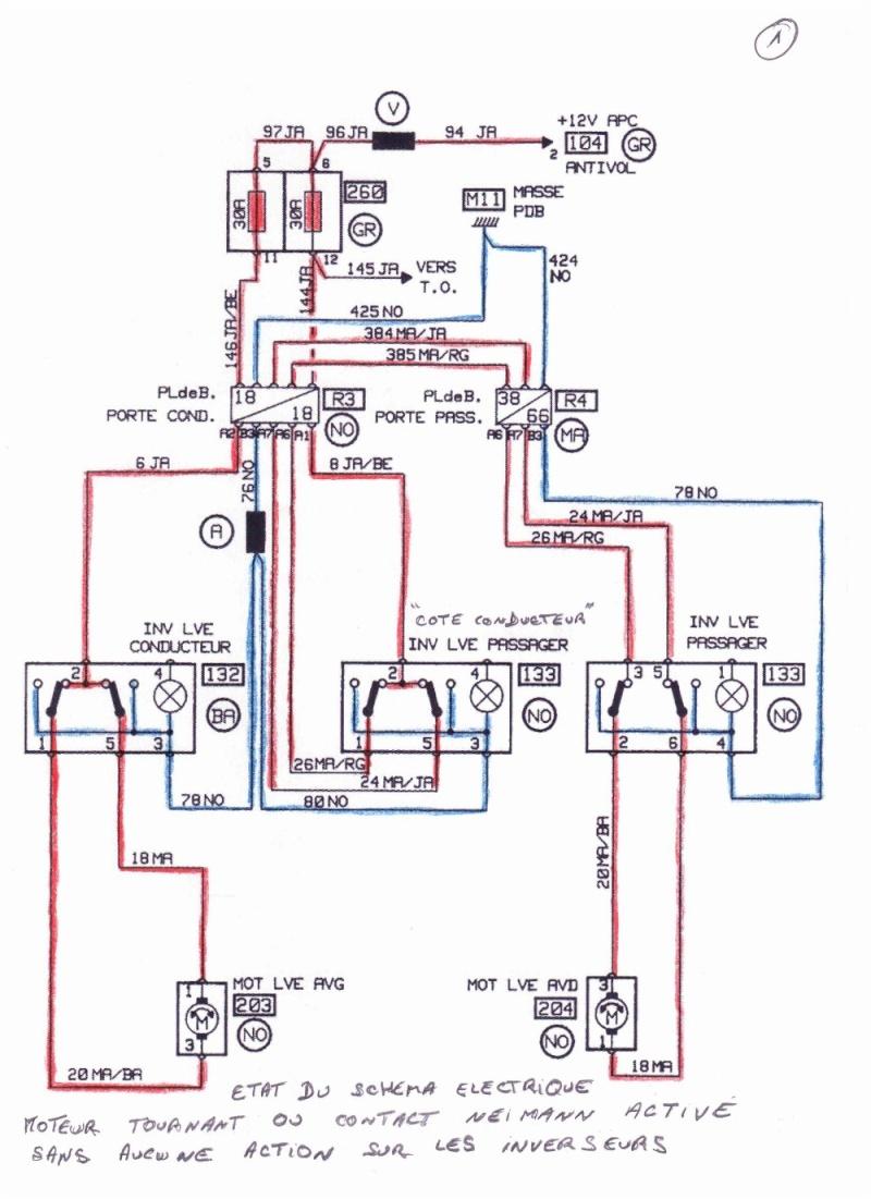 monter vitre électrique sur une ts  1_etat10