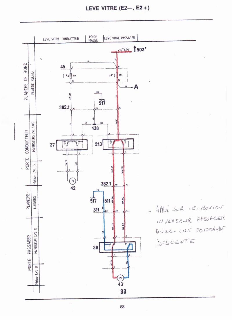 monter vitre électrique sur une ts  4_comm10