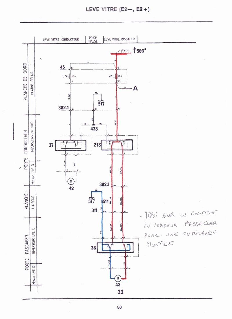 monter vitre électrique sur une ts  5_comm10