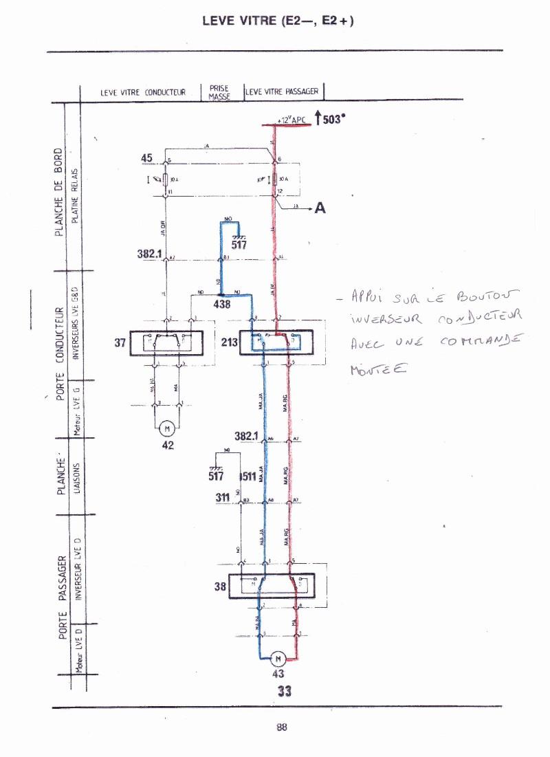 monter vitre électrique sur une ts  6_comm10