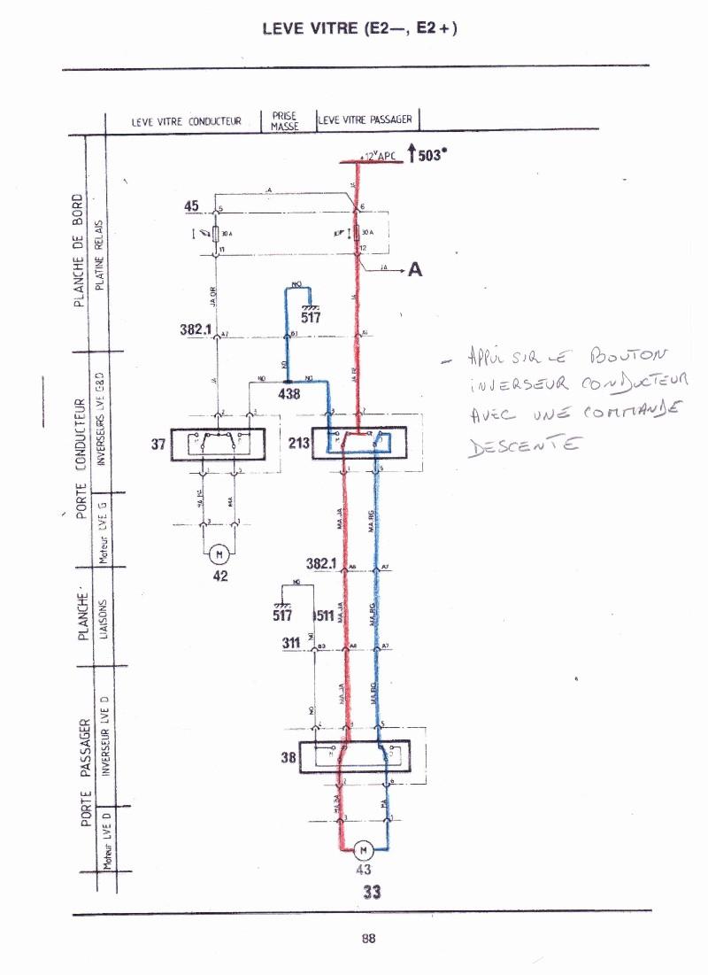 monter vitre électrique sur une ts  7_comm10