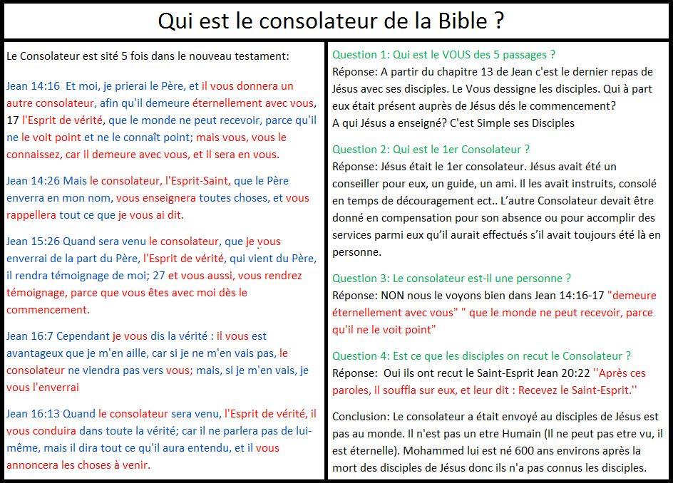 """JESUS annonce l'Esprit de Vérité """" Le Paraclet """"  - Page 2 Consol10"""