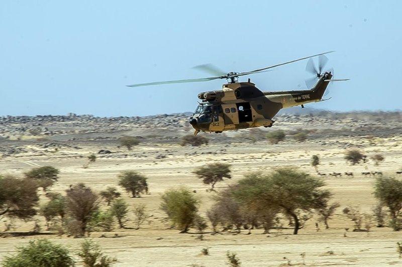 Intervention militaire au Mali - Opération Serval 014
