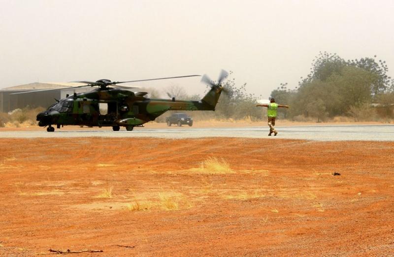 Intervention militaire au Mali - Opération Serval 1048