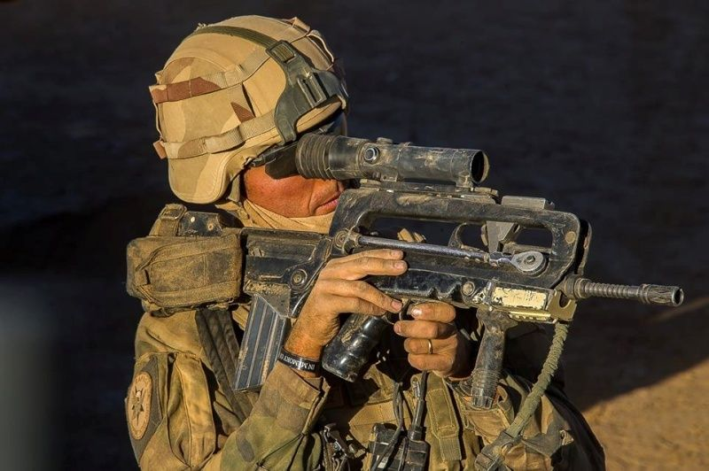Intervention militaire au Mali - Opération Serval 1049