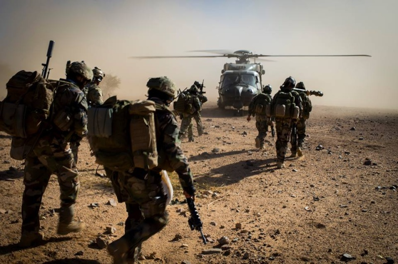 Intervention militaire au Mali - Opération Serval 1055
