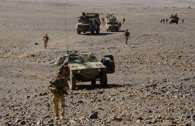 Intervention militaire au Mali - Opération Serval 111