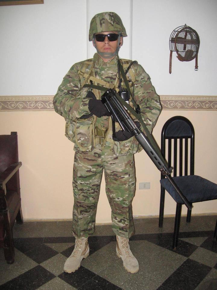 Armée argentine/Fuerzas Armadas de la Republica Argentina - Page 11 11114