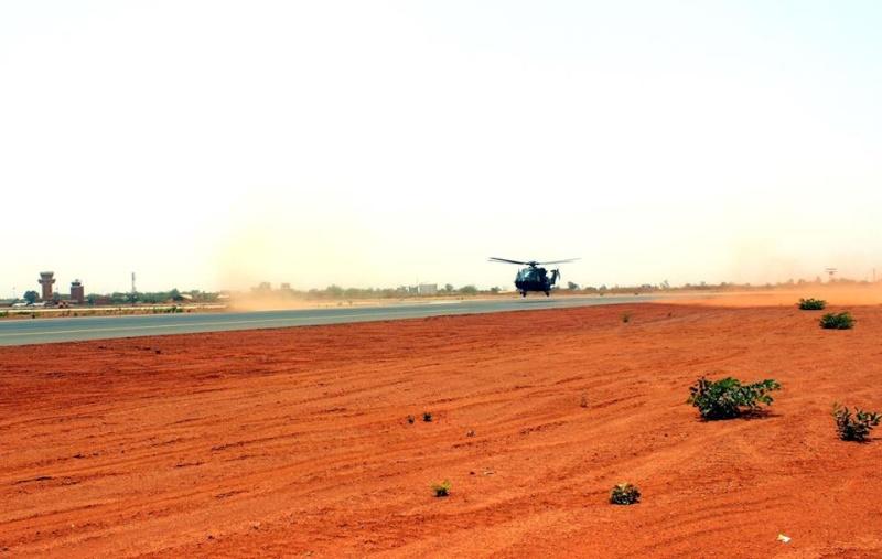 Intervention militaire au Mali - Opération Serval 1140
