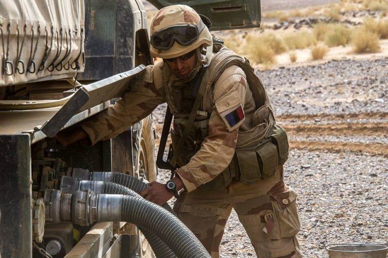 Intervention militaire au Mali - Opération Serval 1235