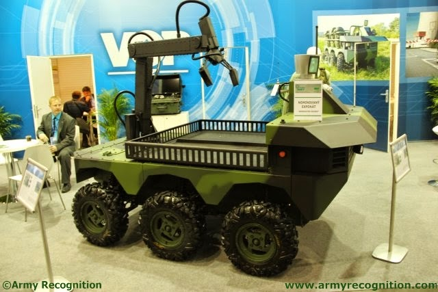 IDET 2015 (International Exhibition of Defence and Security Technologies)  135