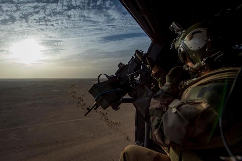 Intervention militaire au Mali - Opération Serval 1435