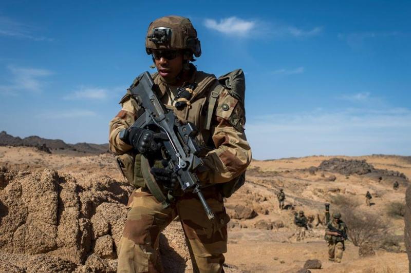 Intervention militaire au Mali - Opération Serval 1632