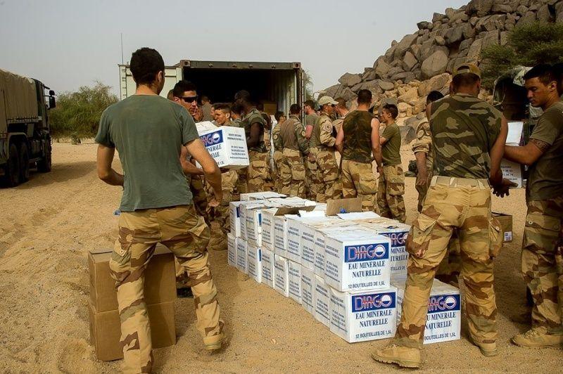 Intervention militaire au Mali - Opération Serval 211