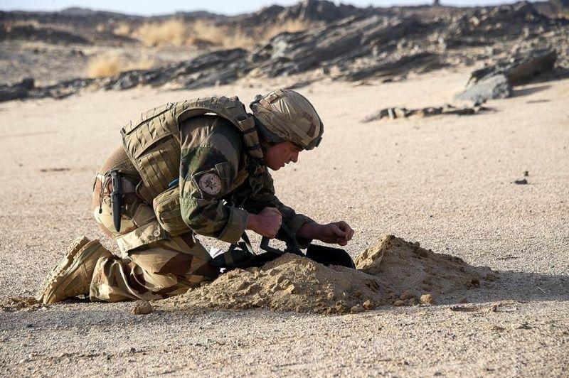 Intervention militaire au Mali - Opération Serval 410