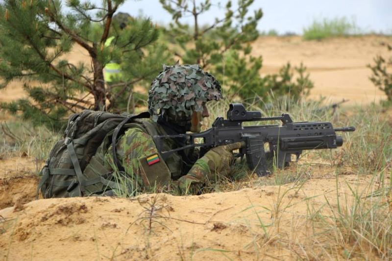 Armée lituanienne/Lithuanian Armed Forces - Page 3 426