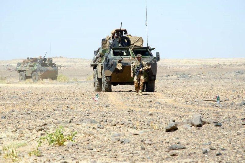 Intervention militaire au Mali - Opération Serval 580