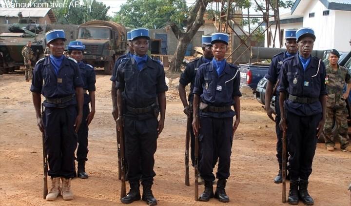 Armées de la République centrafricaine  6146