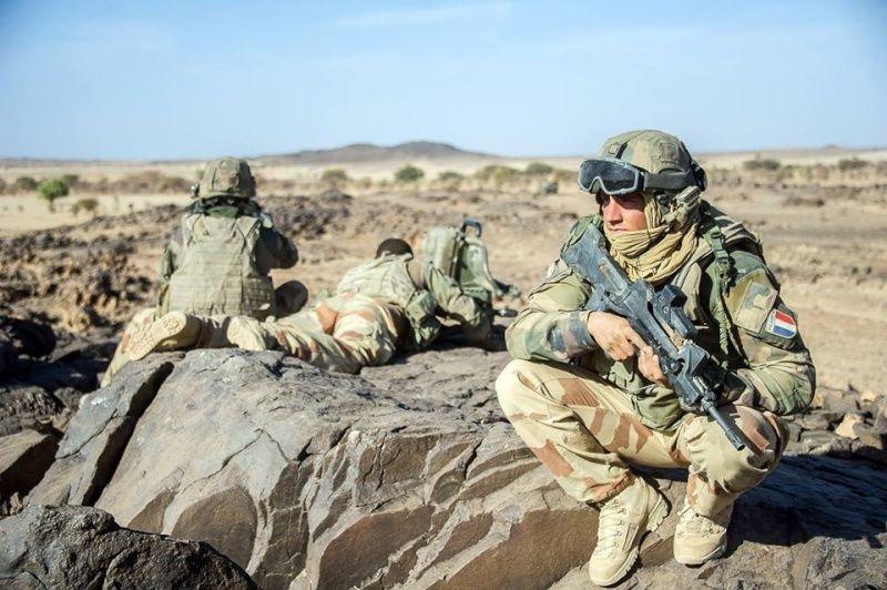 Intervention militaire au Mali - Opération Serval 6150