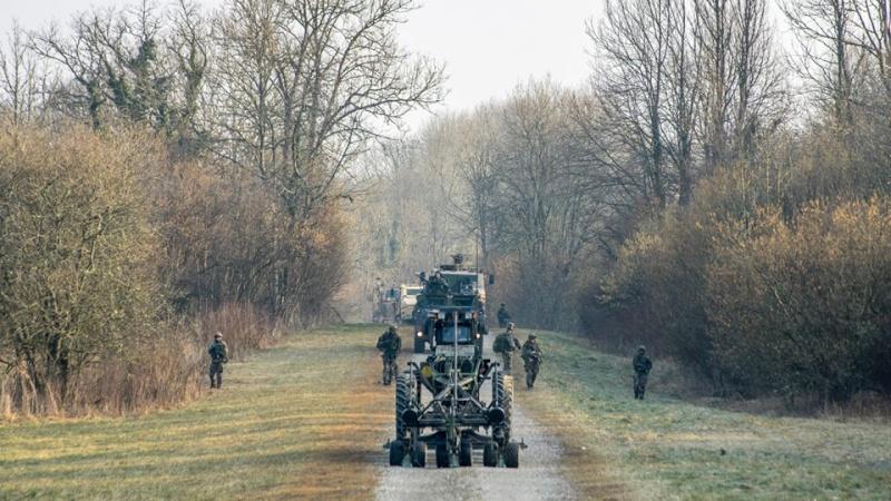 Armée Française / French Armed Forces 635