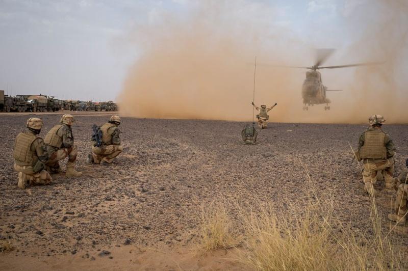 Intervention militaire au Mali - Opération Serval 7107