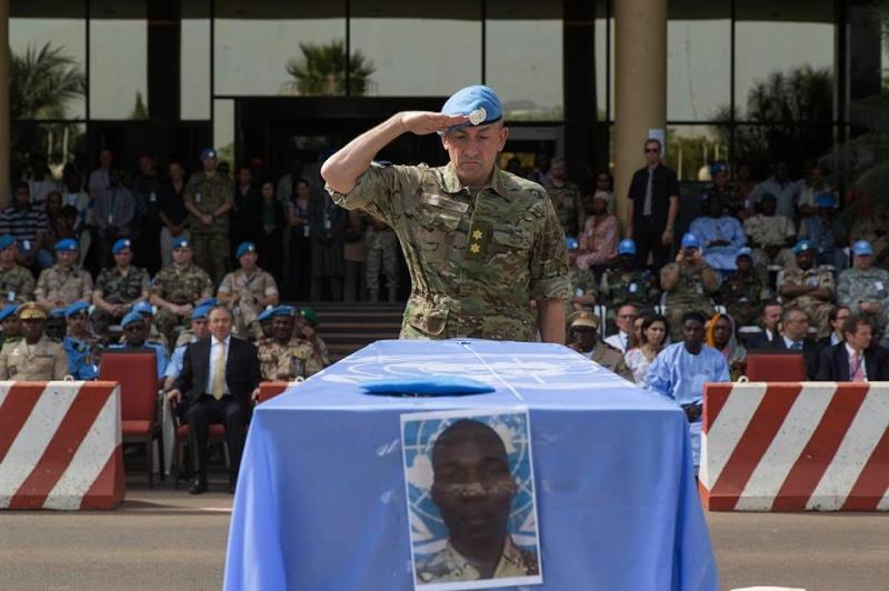 Intervention militaire au Mali - Opération Serval 7111