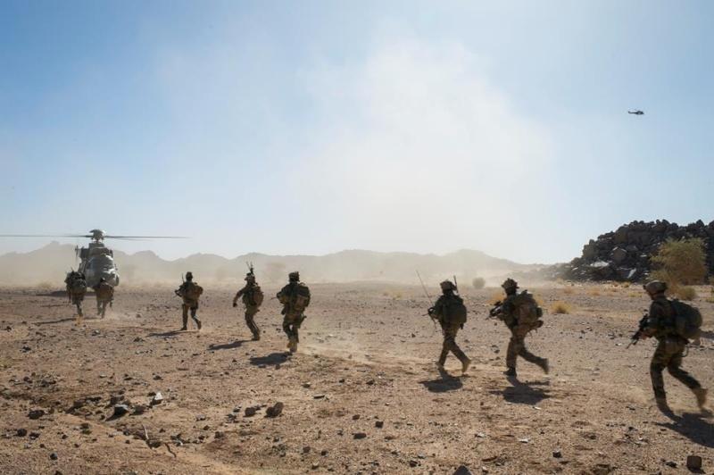 Intervention militaire au Mali - Opération Serval 7117