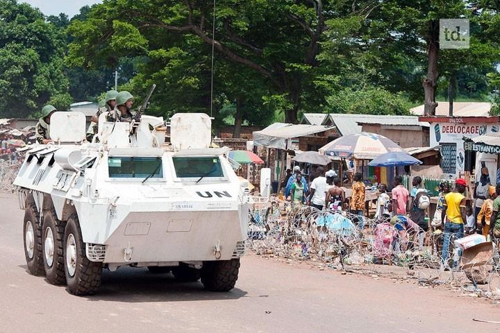 Maintien de la paix dans le monde - Les FAR en République Centrafricaine - RCA (MINUSCA) - Page 2 763