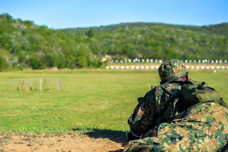 Force de défense de la Jamaïque / jamaica defence force (JDF) 835