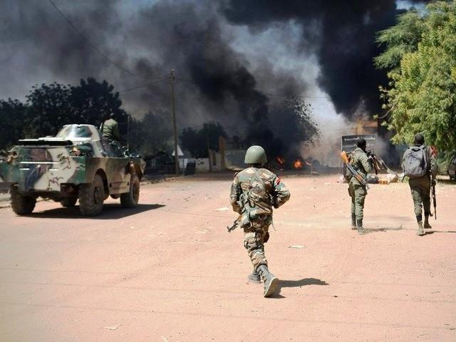Intervention militaire au Mali - Opération Serval 847