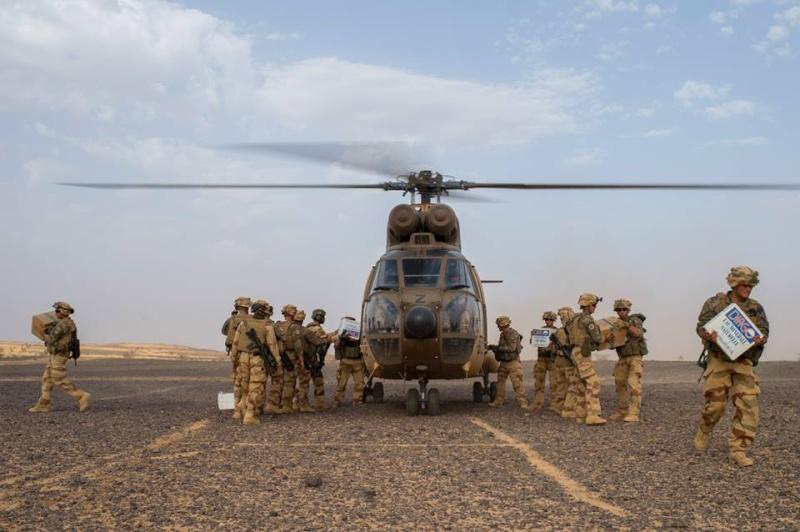 Intervention militaire au Mali - Opération Serval 882