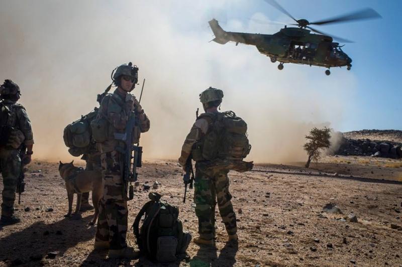 Intervention militaire au Mali - Opération Serval 890