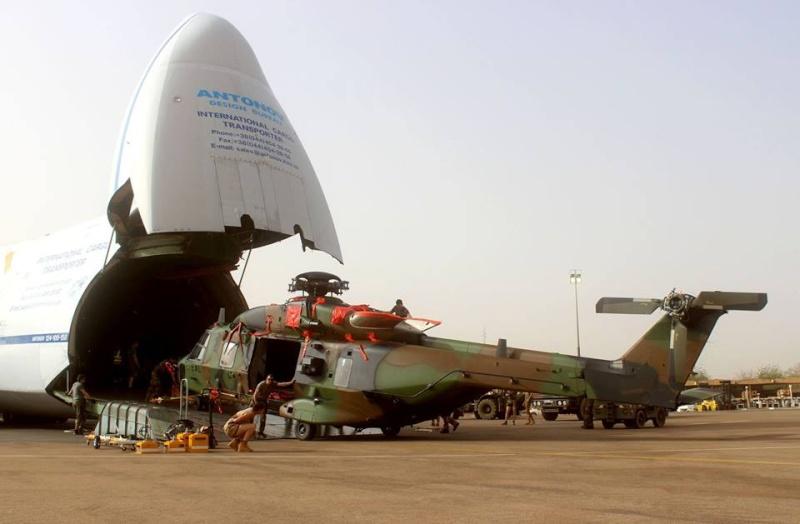 Intervention militaire au Mali - Opération Serval 960