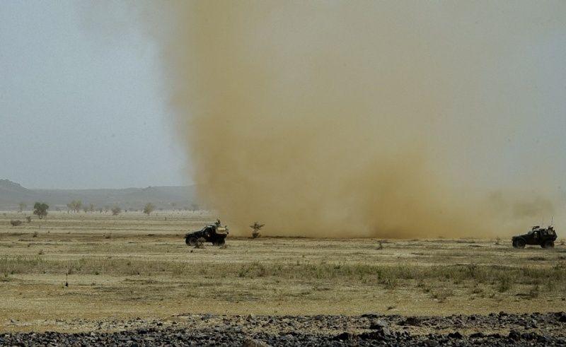 Intervention militaire au Mali - Opération Serval 961