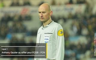 36ème JOURNEE de L1 . Sam. 09 mai 201520:00 . Bordeaux - FC Nantes Arbitr11
