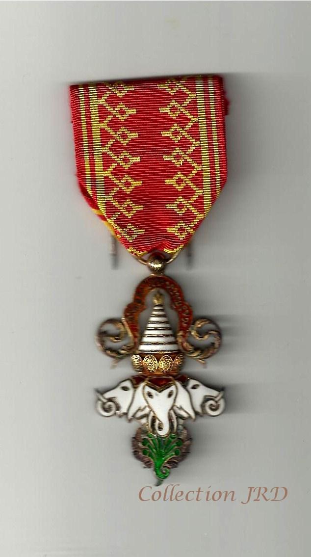 Chevalier de l'ordre des millions d'elephants et du parasol blanc Le_mil10