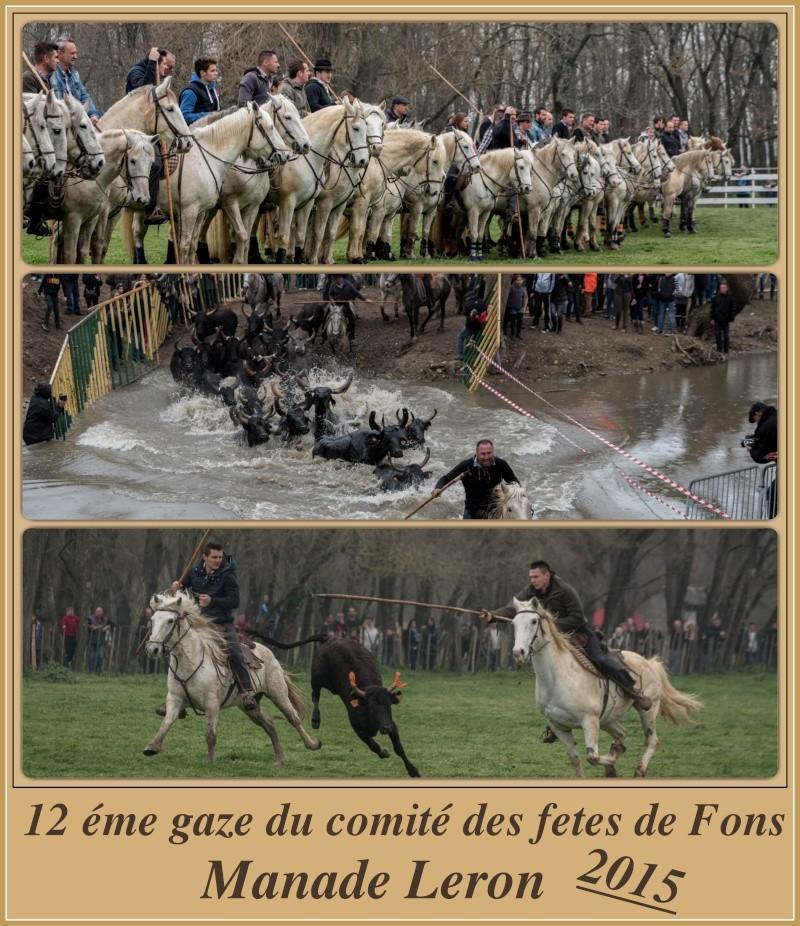 12 éme gaze du comité des fetes de Fons , Manade Leron ( 21/03/2015 ) _dsc2210