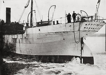 Tragédie à Halifax en 1917 Accide10