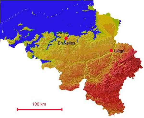 La Flandre inondée ? B_2010