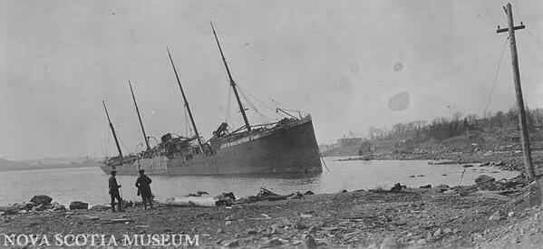 Tragédie à Halifax en 1917 Halifa10