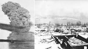 Tragédie à Halifax en 1917 Images33