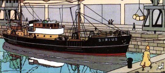 Le baliseur Roi-Gradlon Sirius10
