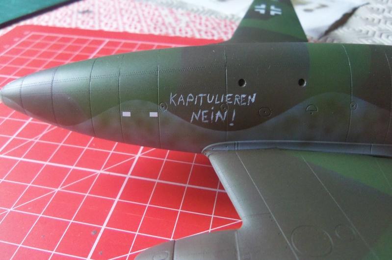 Mistel Me 262 + He 162 - montage en cours 100_2210