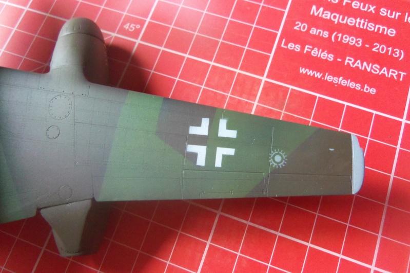 Mistel Me 262 + He 162 - montage en cours 100_2211